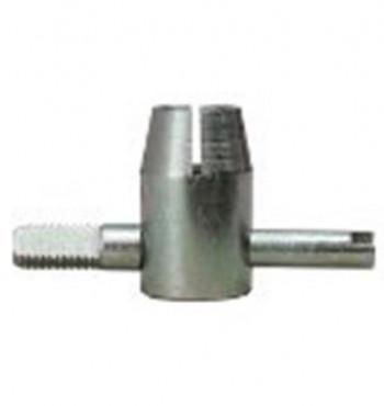 4018 Saca núcleo de válvula jumbo 3 usos