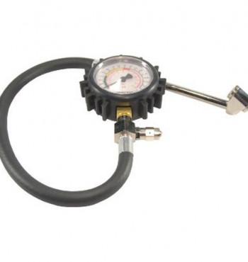 6041 Calibrador com relógio e válvula de calibragem
